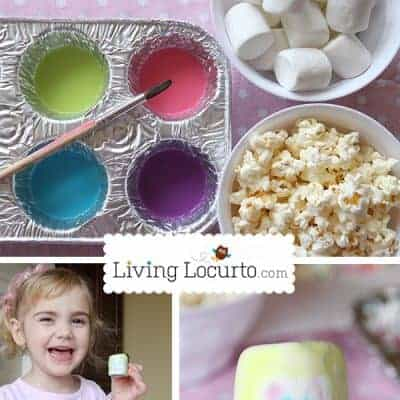 How to Make Edible Paint For Kids