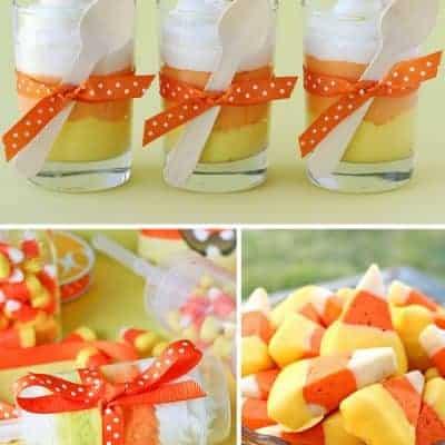 Candy Corn & Dog Themed Halloween Recipes