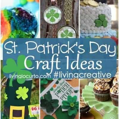 St. Patrick's Day Craft Ideas