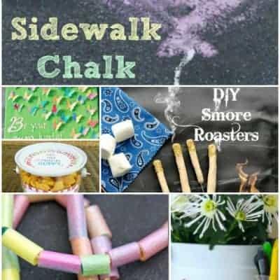6 Creative Kids Craft Ideas {Living Creative Thursday}