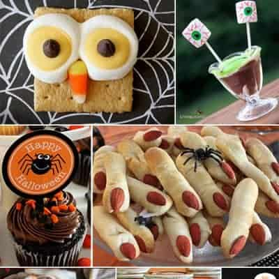 13 Fun Halloween Food Ideas For Adults and Kids