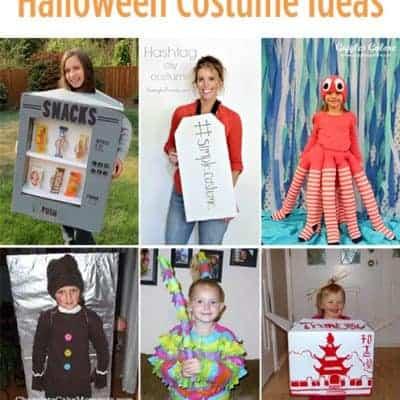 10 DIY Halloween Costume Ideas