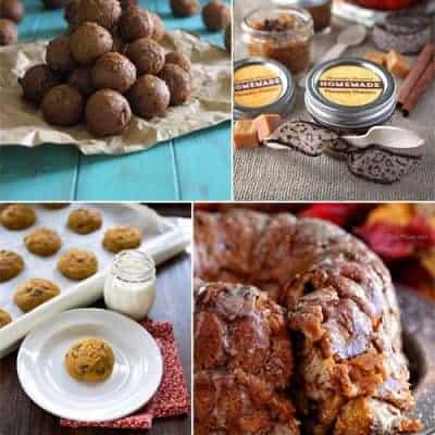 35 Amazing Chocolate Pumpkin Recipes