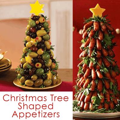 Christmas Tree Food | Holiday Party Recipes