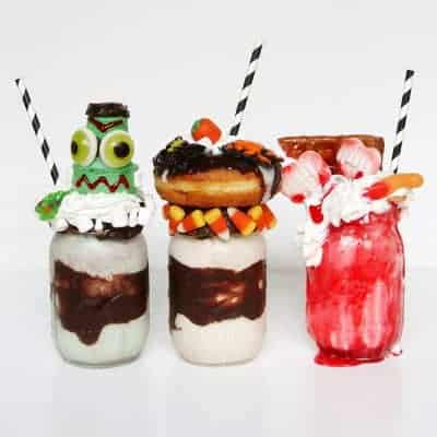 Halloween Milkshakes You Have to Try!