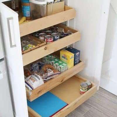 Amazing Kitchen Cabinet Organization Ideas
