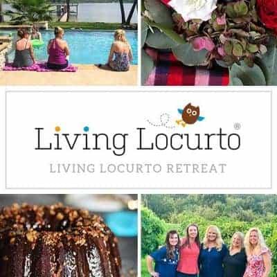Living Locurto Retreat Recap