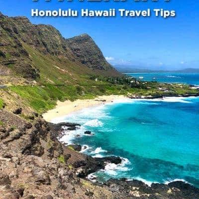 2 Day Oahu Itinerary – Honolulu Hawaii