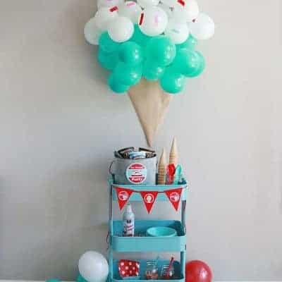 Ice Cream Social Party Ideas