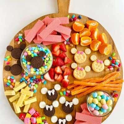 Disney Dessert Board