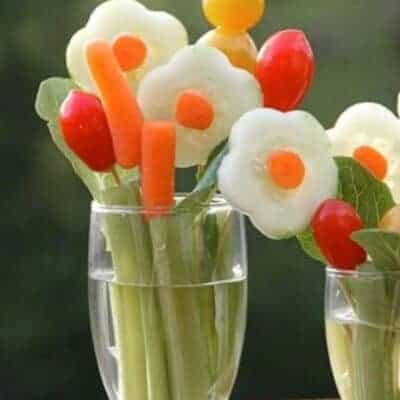 Flower Jarcuterie