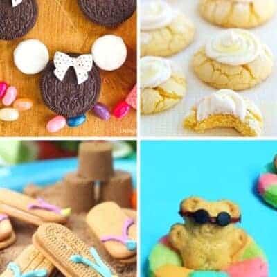 15 Easy Summer Cookies