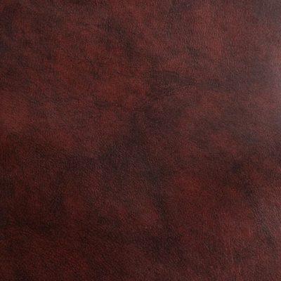 chestnut glazed finesse leather
