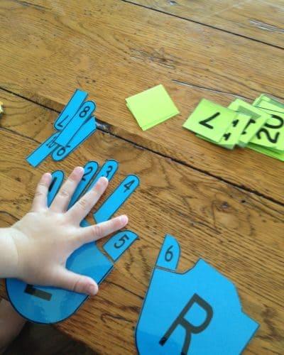Preschool Activities in a Bag. Reading Activities in a Bag