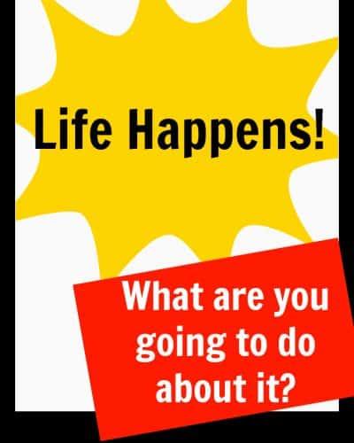 Life Happens Homeschooling (Image)