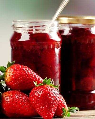 Making Jam and Jelly at home