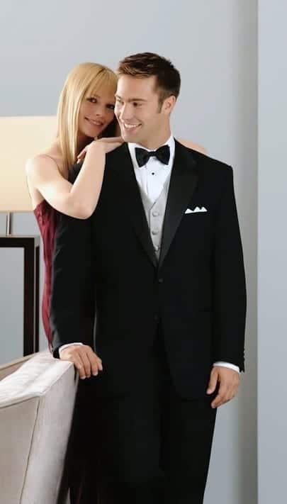 Tuxedo Coat Wool Two Button Notch Modern Fit Tuxedos COAT Separates