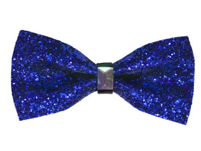 Men's Bow Ties Glitter with Rhinestone Pre-Tied