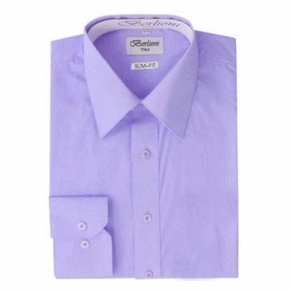 Dress Shirt Mens French Convertible Cuff All Colors No Iron