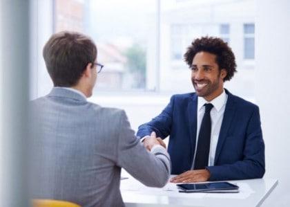 entrevista laboral exitosa