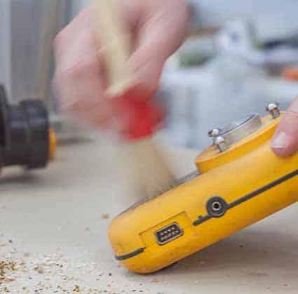 moisture meter servicing, moisture meter serivce, grainmaster, protimeter
