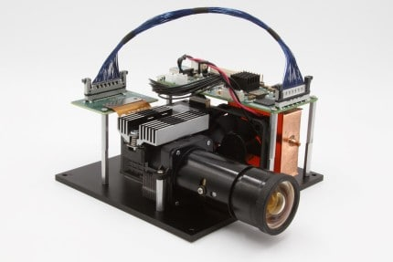 LC4710 3D scanning projector with DLP4710 DMD