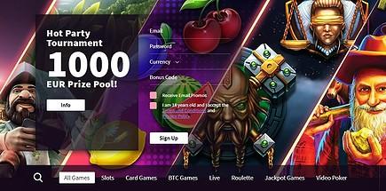 Wild Blaster Casino Online