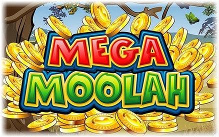 Mega Moolah Jackpot - 15 free spins bonus and €10,000,000 in winnings