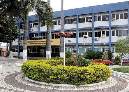 Sede da Prefeitura de Juazeiro do Norte. Iana Soares, em 05/06/2011
