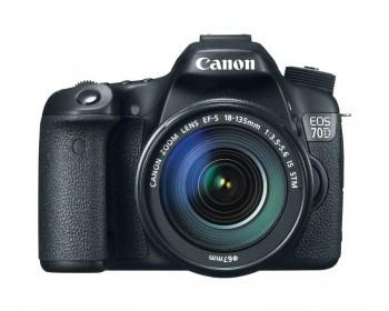 70D Canon Camera