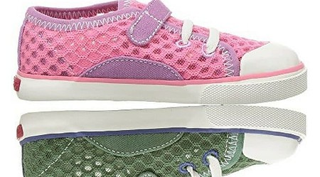 See kai run saylor is a great summer sneaker for boys and girls