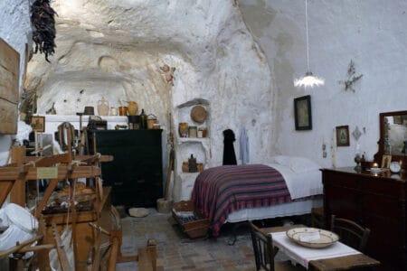 Sassi Höhlenwohnung