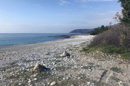 Strand von Kardamili