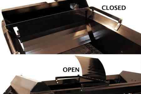 Ground Driven Manure Spreaders, 25, 50, & 65 cu ft – Compact Manure SpreadersEnd Gate