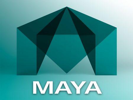 دوره آموزش مدل سازی در Maya
