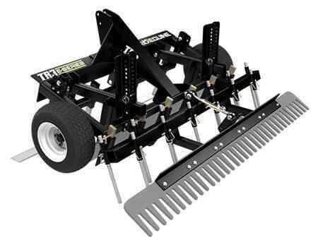 TR3 Rake Arena Drag - Compact Design