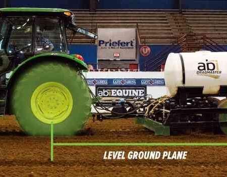 Level Ground Plane