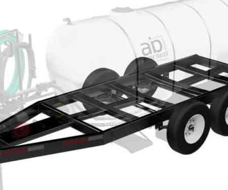 1000 Gallon D.O.T. Water TrailerFrame