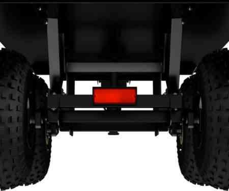 ABI Workman XL - Tailgate