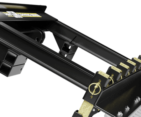Mini SR M3 Features - Frame