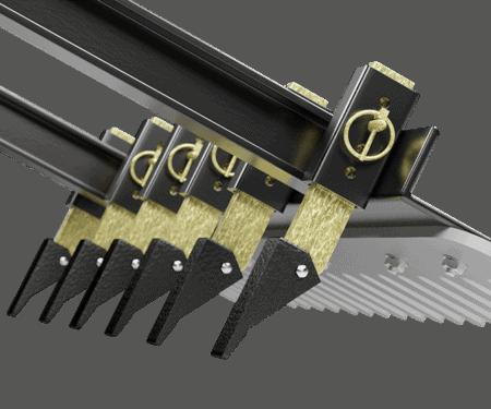 Mini SR M3 Features - Scarifier