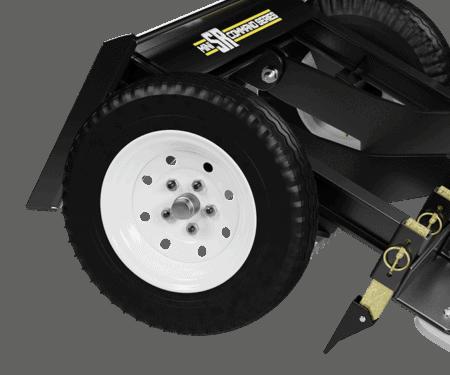 Mini SR M3 Features - Wheels
