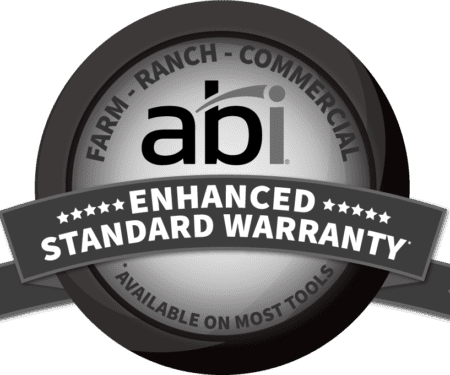 Enhanced Standard Warranty For Farm, Ranch, and Commercial Tools