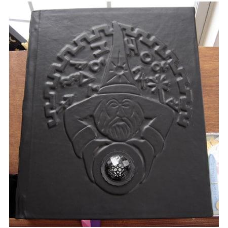 Wizard Oracle Book of Shadows