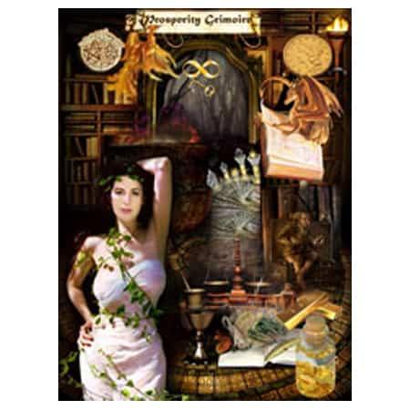 Prosperity Wealth Grimoire / Money Magic Spells