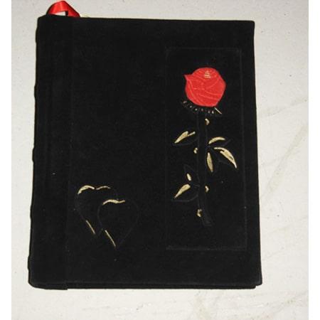 Black Rose - Love Magic Grimoire