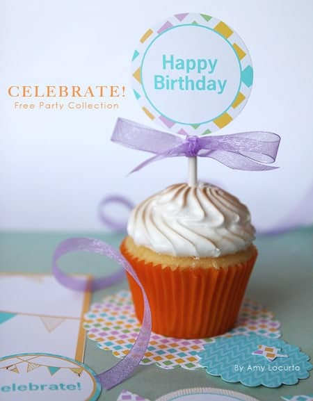 Free Party Printables - Birthday Collection
