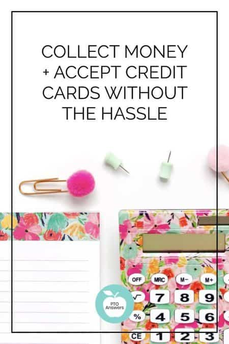 How to collect money and accept credit cards without the hassle