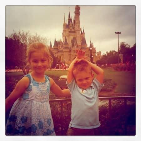 Magic Kingdom, Cinderella's Castle, Walt Disney World, Drive To Florida