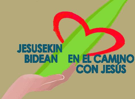 Jesusekin bidean